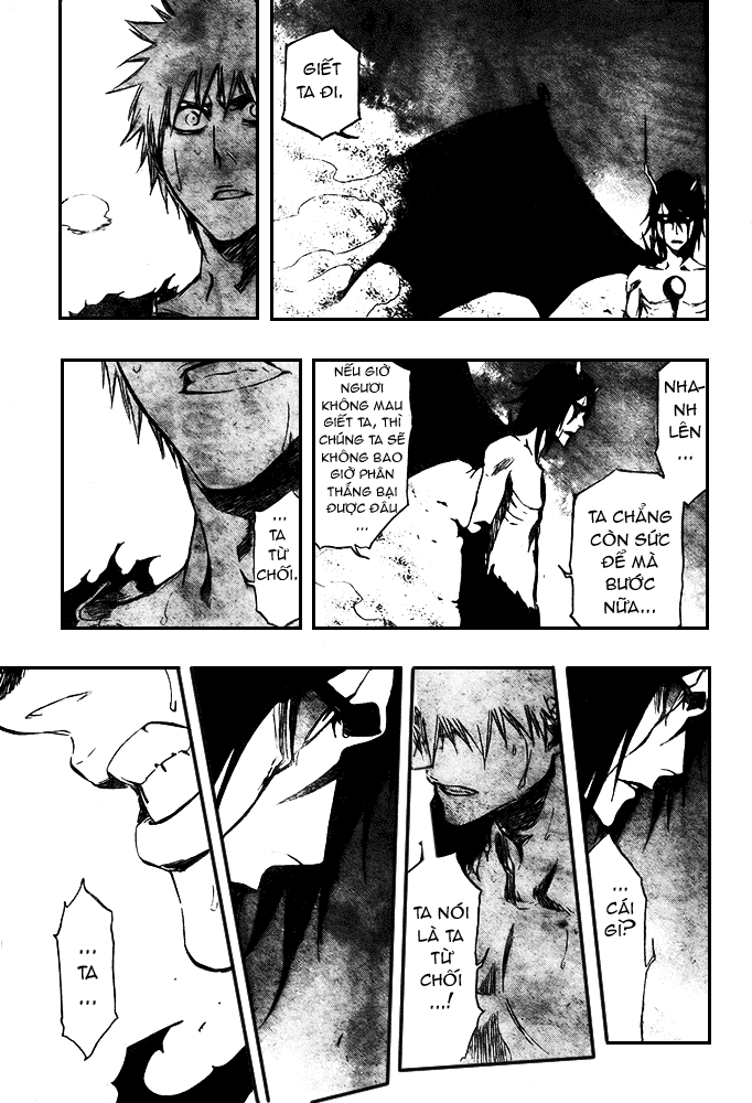 Bleach chapter 353 trang 17