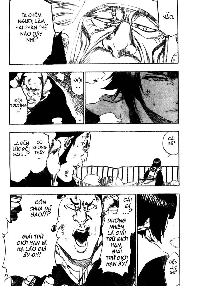 Bleach chapter 355 trang 9