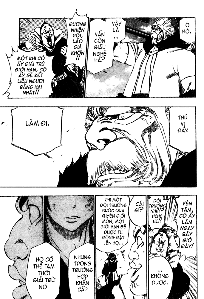 Bleach chapter 355 trang 10