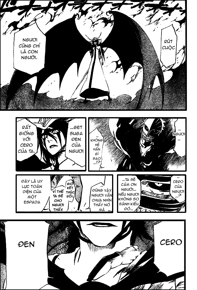 Bleach chapter 346 trang 17