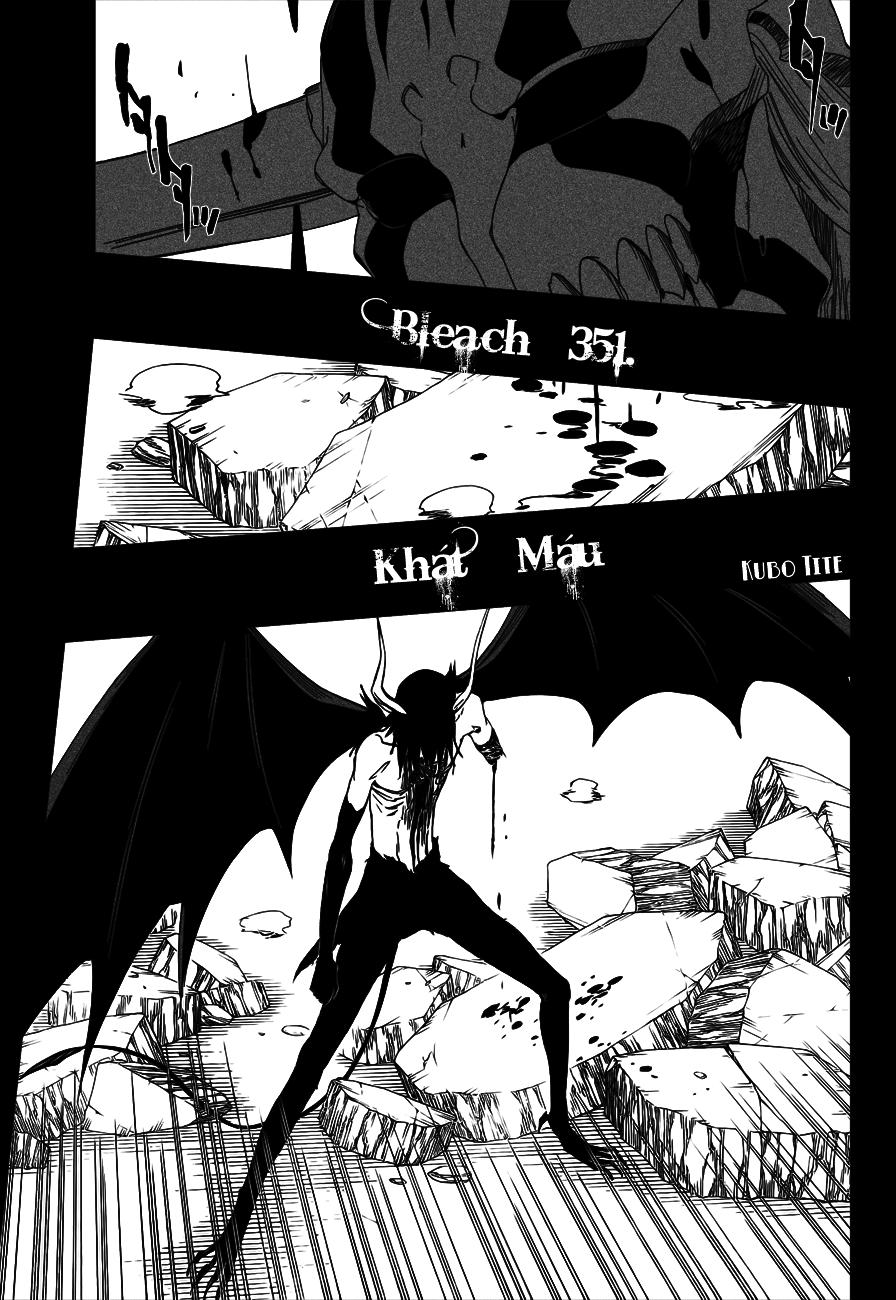 Bleach chapter 351 trang 5