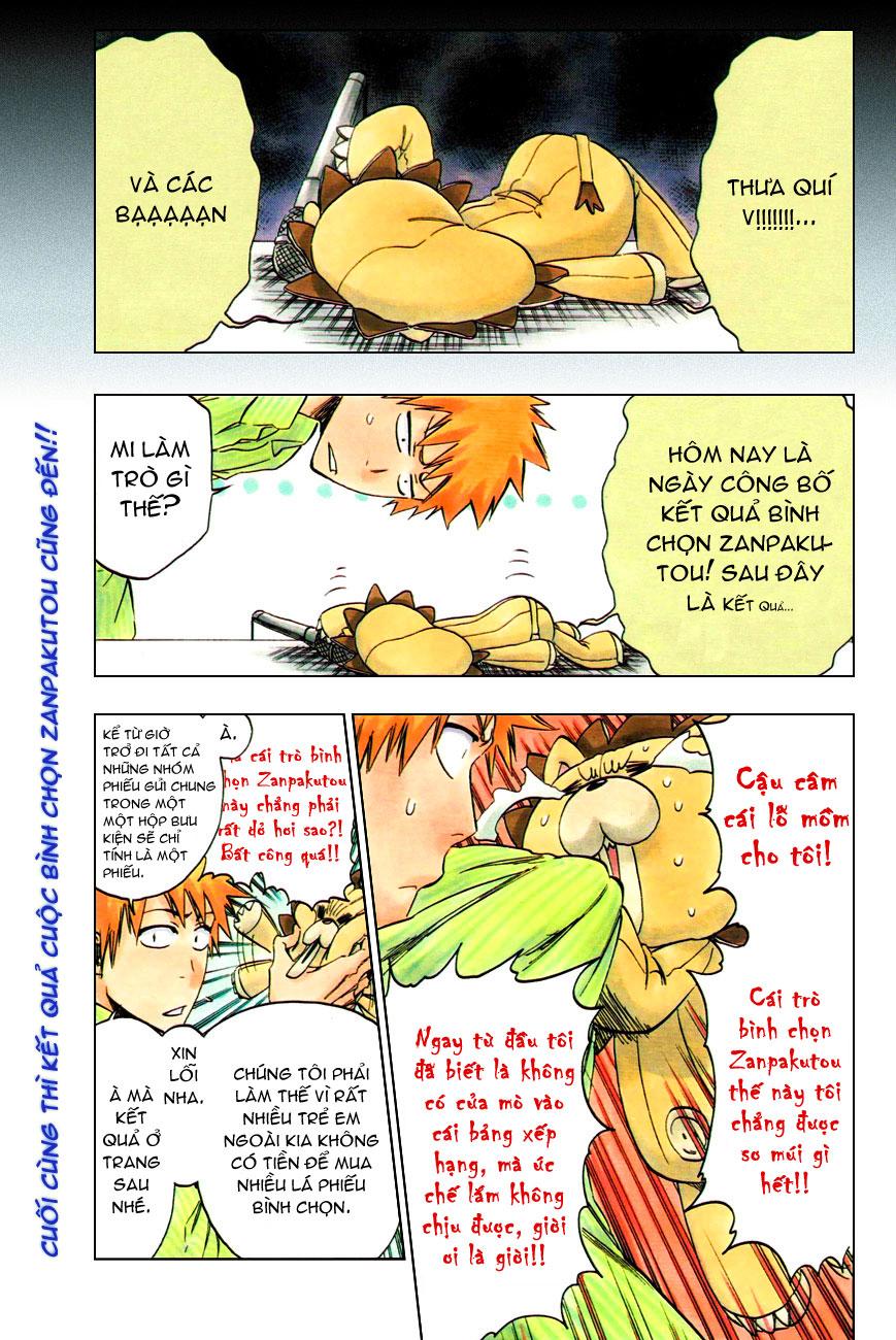 Bleach chapter 348 trang 3