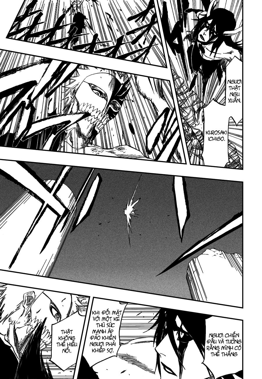 Bleach chapter 348 trang 16