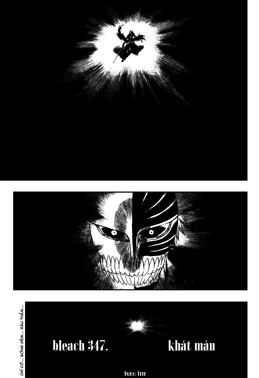 Bleach chapter 347 trang 2