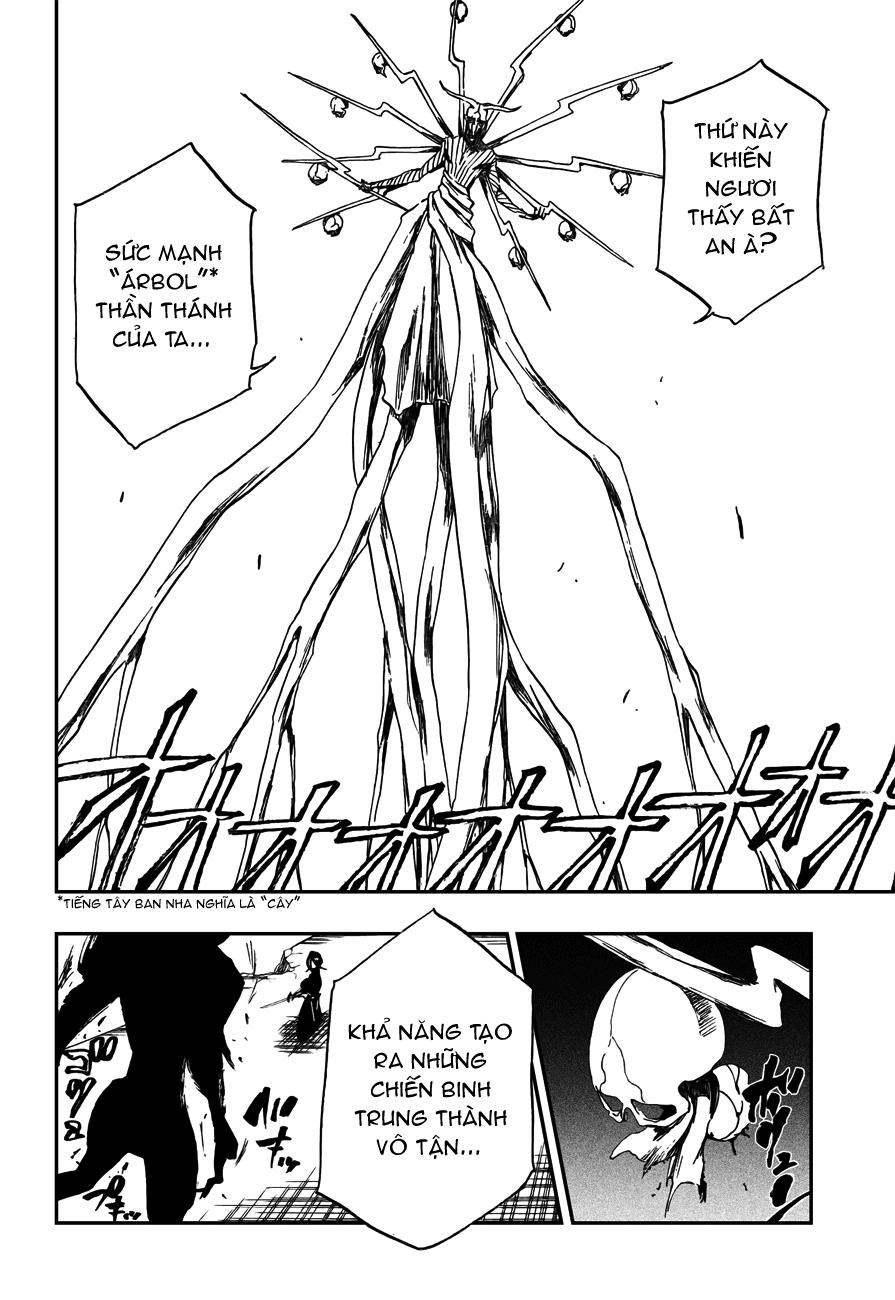 Bleach chapter 345 trang 4