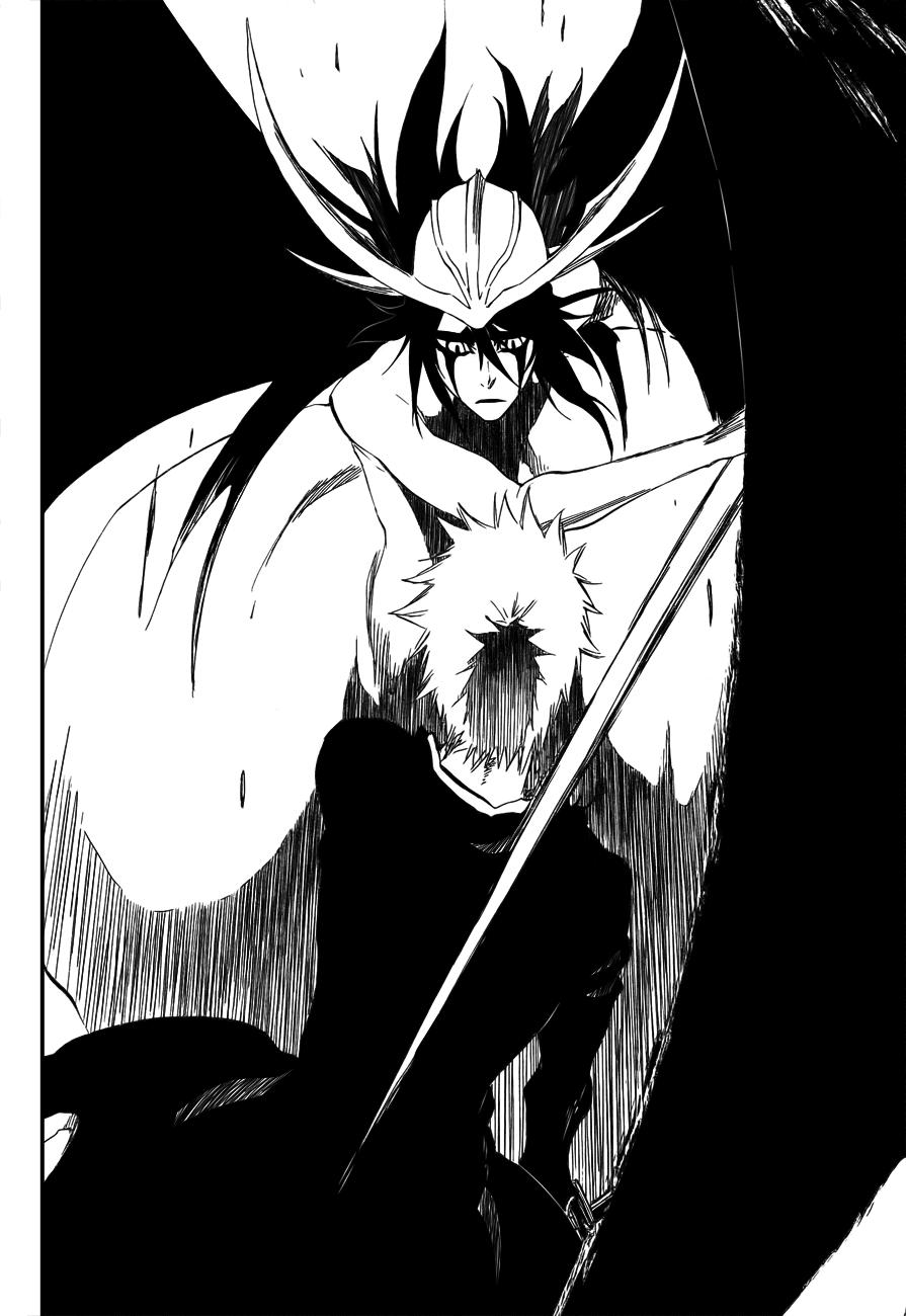 Bleach chapter 345 trang 17