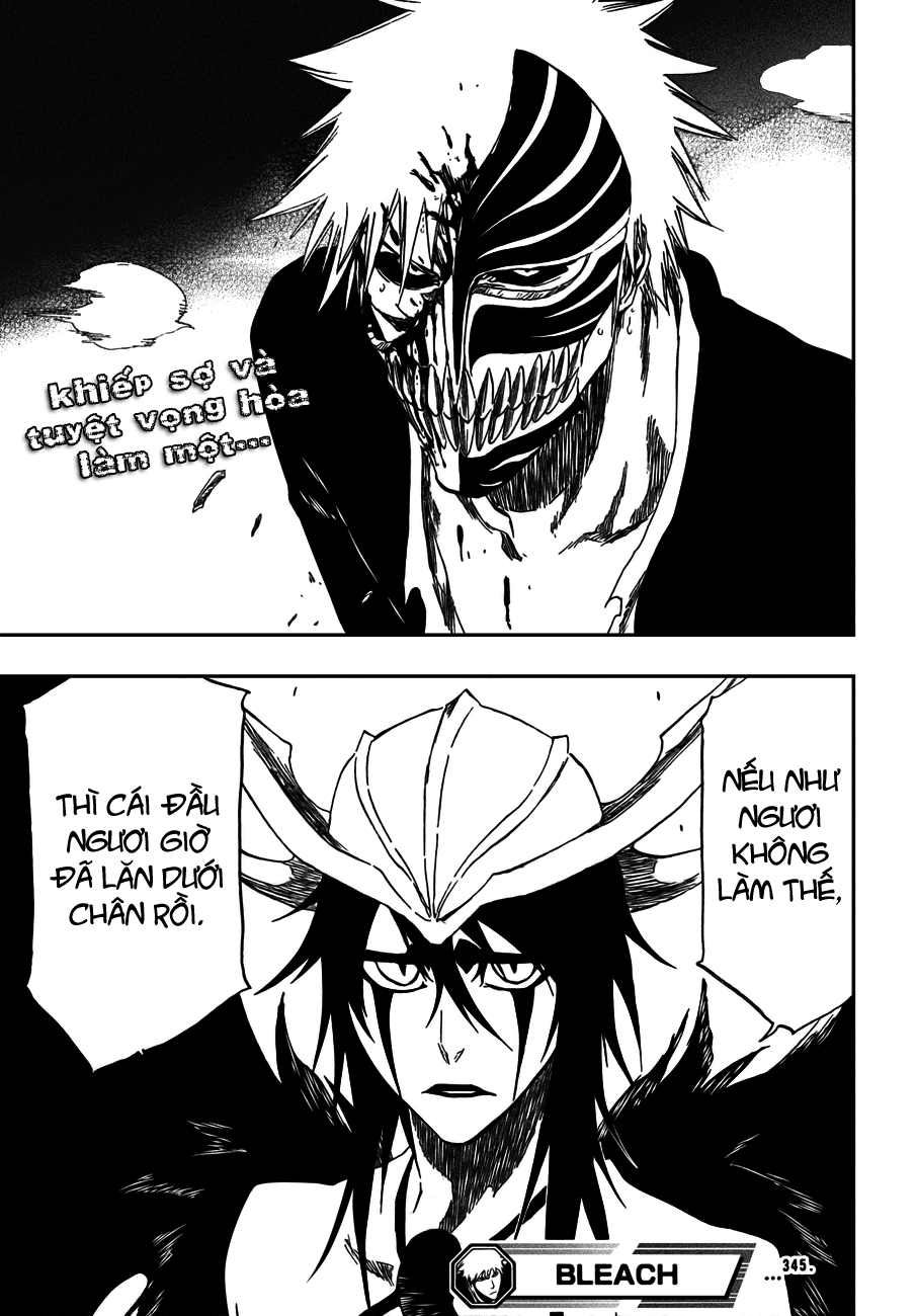 Bleach chapter 345 trang 20