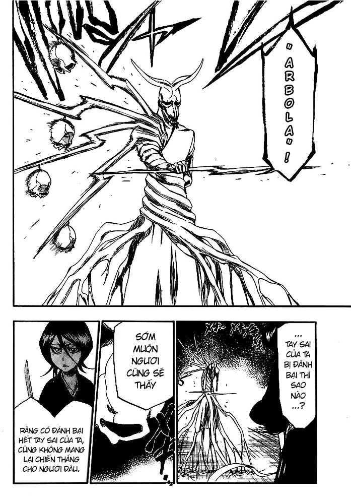 Bleach chapter 340 trang 6