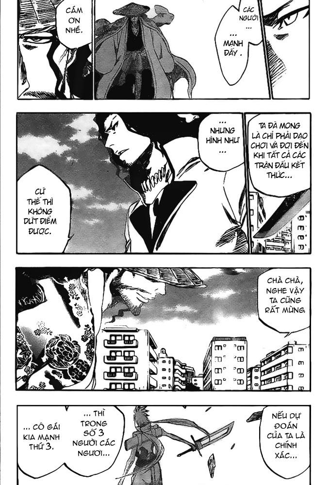 Bleach chapter 339 trang 14