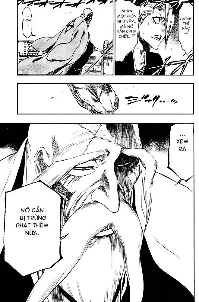 Bleach chapter 338 trang 5