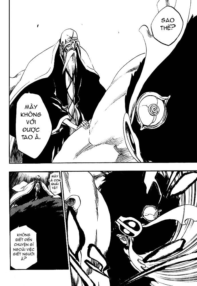 Bleach chapter 338 trang 10