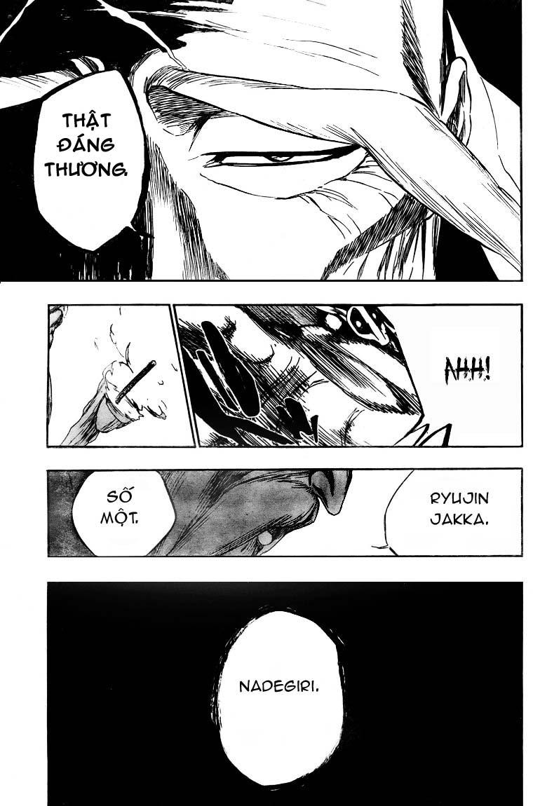 Bleach chapter 338 trang 11