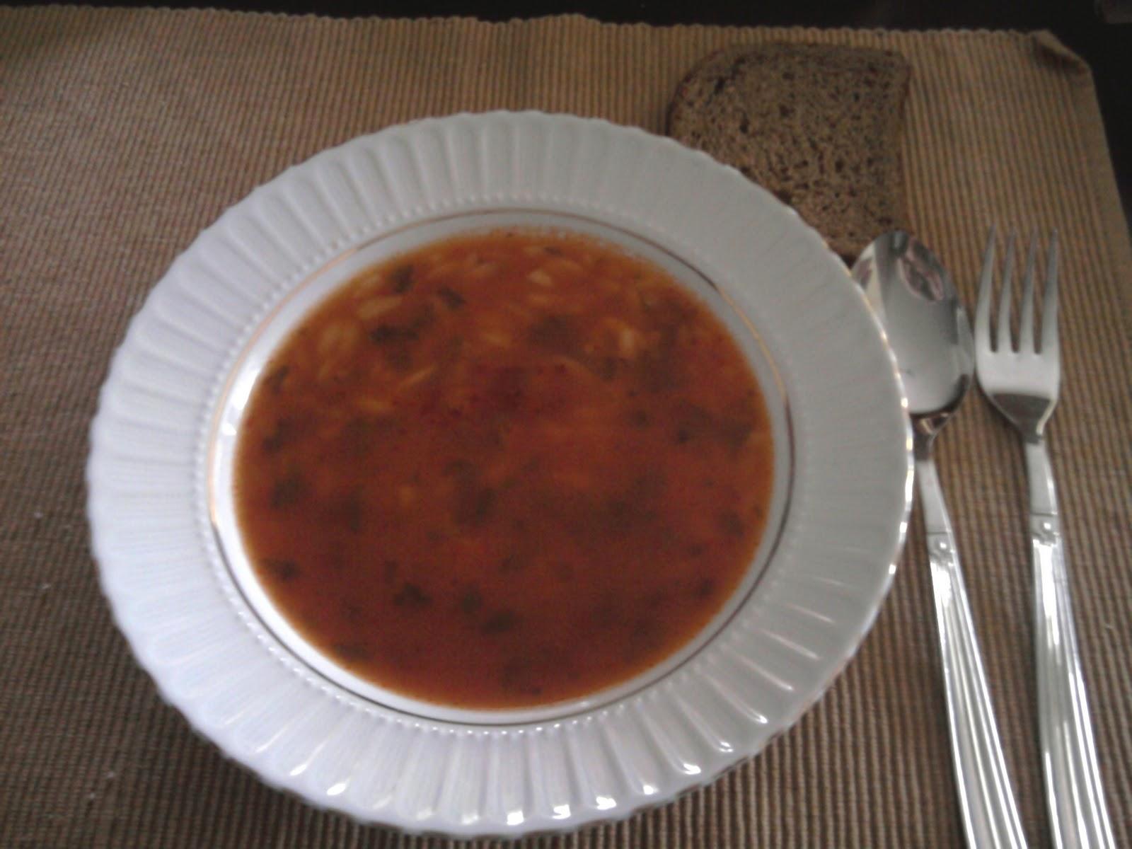 Pişmanlık Çorbası ile Zayıflama