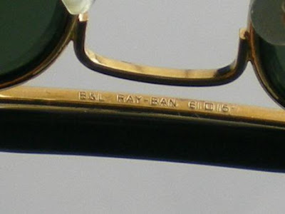 a7c1345e57 All About Rayban Made in USA  B L RAY-BAN USA Outdorsman Olympic Games 1992  BARCELONA