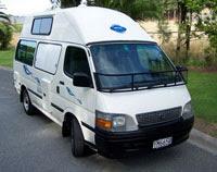 campervan rental: March 2010
