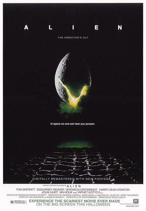 Alien – Kahdeksas Matkustaja