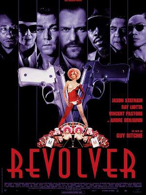 Music Video; Revolver; Clint Mansell - Dead Reckoning ...  |Elana Binysh Revolver