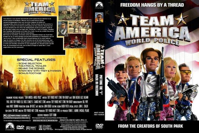 Team America: La policía del mundo (2004) - …