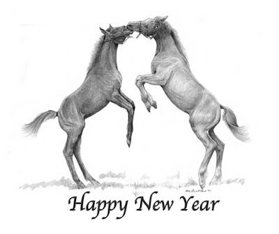 Happy New Year Horse Images 20