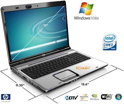 HP Pavilion dv6448se Notebook PC