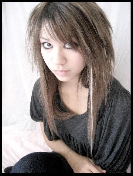 gothic hairstyles girls
