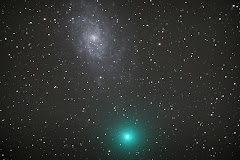 Comet Tuttle and M33