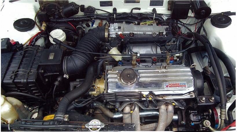 4G User Manual - Engine, Clutch and Transmission - BEN9166