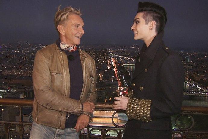 great quality fast delivery cheapest Entertainment: Durch die Nacht mit ...Bill Kaulitz! ;)