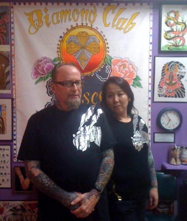 Samuryan Clothing Diamond Club Junii And Bill Salmon