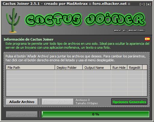 cactus joiner 2.5.1