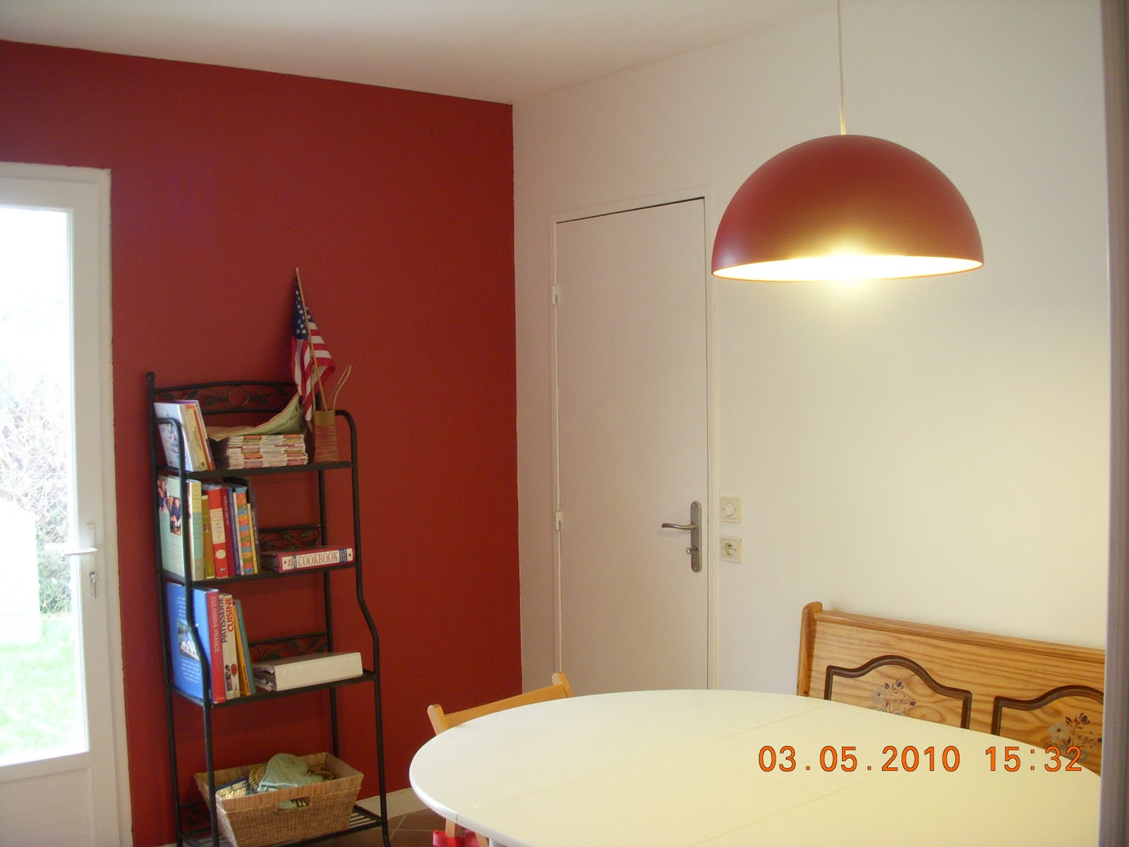 Painting Brown Kitchen Cabinets White