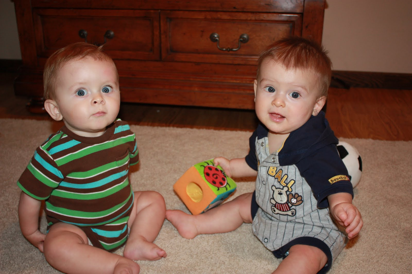 The emotional and physical development in children