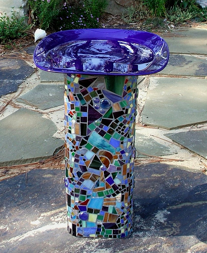 Going Green What You Can Do With Recycled Glass