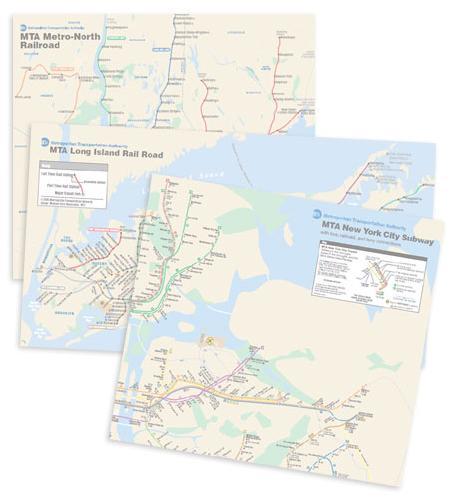 MTA Trip Planner – MTA Subway Map