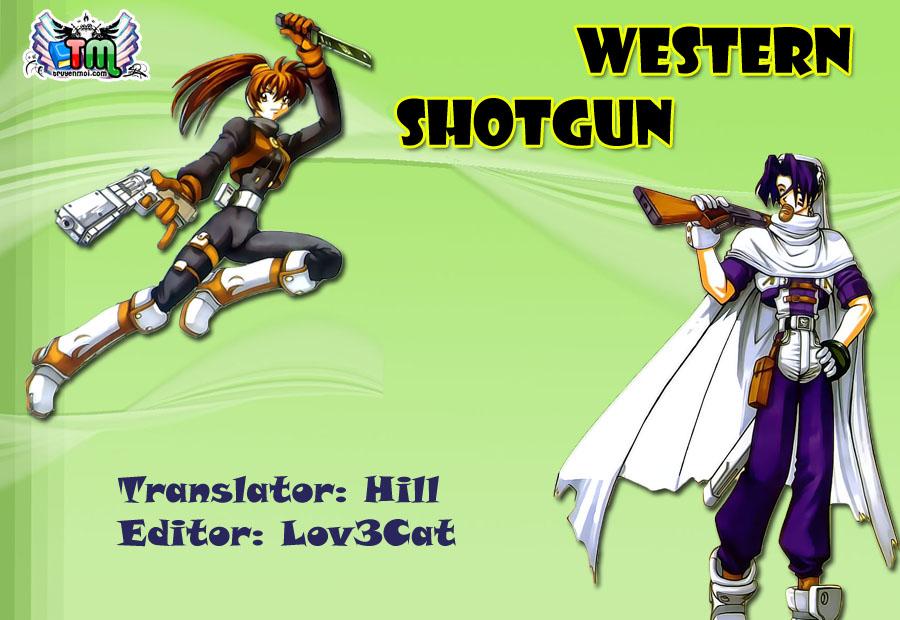 Western Shotgun - Tay súng miền tây Chap 5 - Truyen.Chap.VN