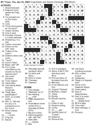 Lovely the Silver Chair Setting Crossword