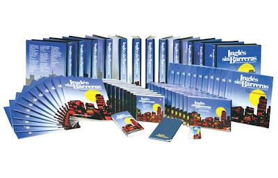 Inglés Sin Barreras 12 DVDs (Edición 2007) (COMPLETO)