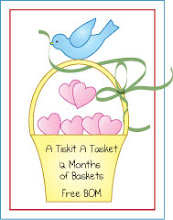 A Tisket A Tasket, Twelve Months of Baskets