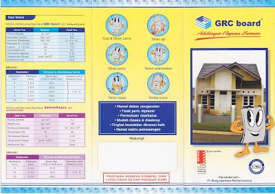 Grc Board Building Materials