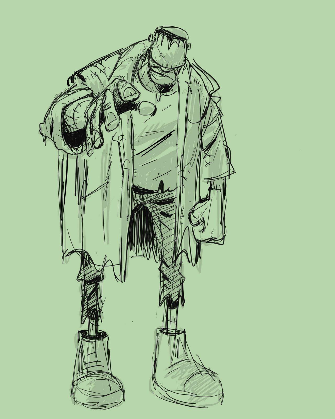 Jeff Snow: Frankenstein