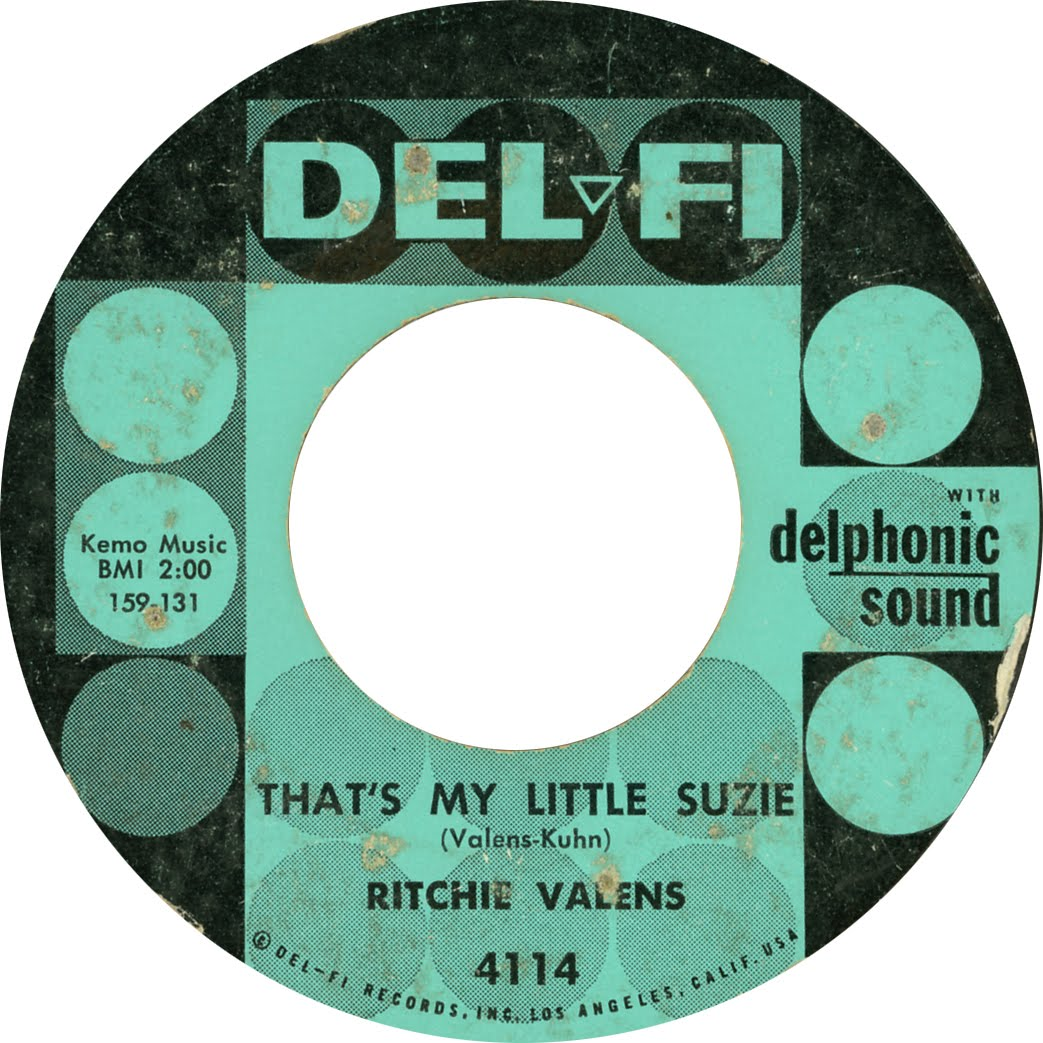 What time? Vintage 45 rpm
