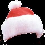 Mas Gorros de Papa Noel para esta navidad en formato PNG 13