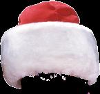 Mas Gorros de Papa Noel para esta navidad en formato PNG 14