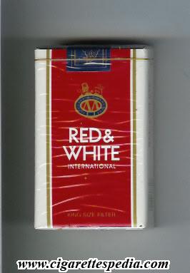 e088b932ac Red & White (International) /KS-20-S/ - USA