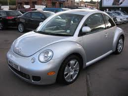 Silver Punch Buggy