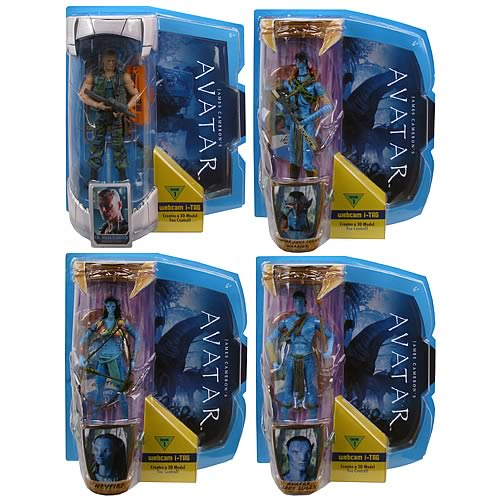 Avatar Toys: Toy Workers: HUGE SHIPMENT IN STOCK!!! TRANSFORMERS & AVATAR
