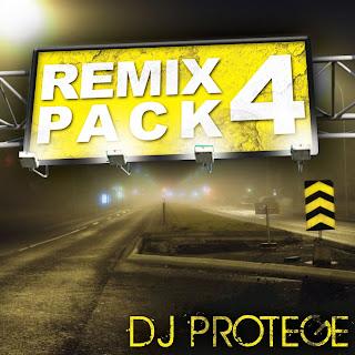 Austin Hip-Hop Scene: Music: DJ Protege - Remix Pack Vol  4
