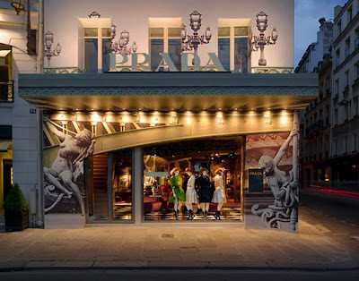 Beleza no Make  Prada abre sua primeira loja no Brasil em dezembro! 73506d0a89