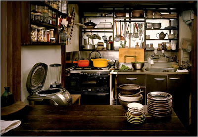 Mae\u0027s Food Blog Modern Kitchens in Japan