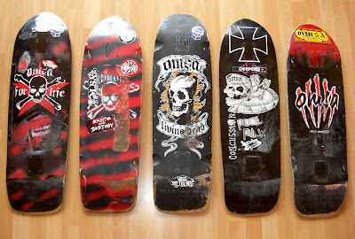 Dietsches O M S A : omsa custom skateboards